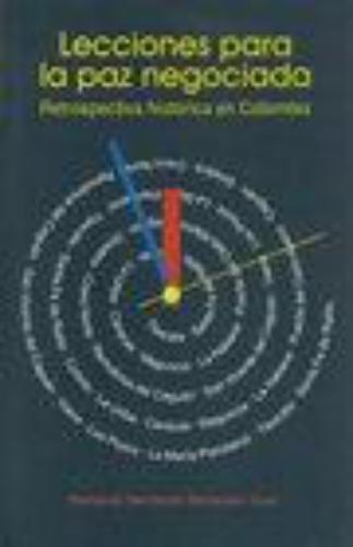 Lecciones Para La Paz Negociada. Retrospectiva Historica En Colombia.