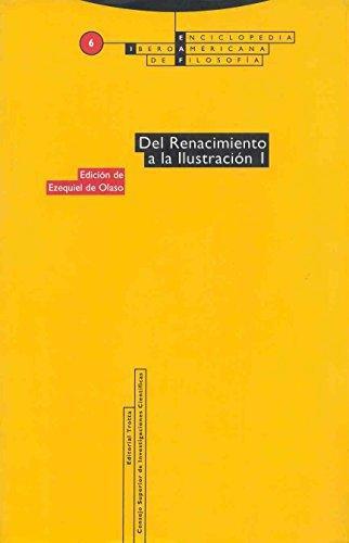 Eiaf No. 06 Del Renacimiento A La Ilustracion I.