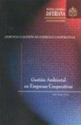 Gestion Ambiental En Empresas Cooperativas