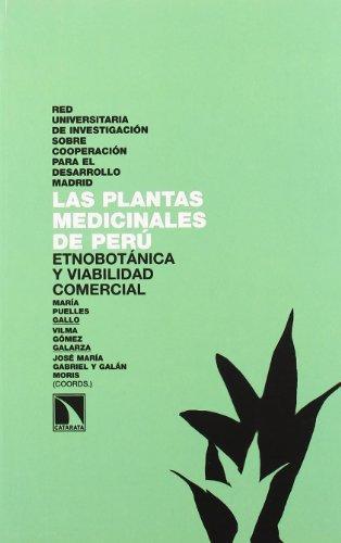 Plantas Medicinales Del Peru, Las