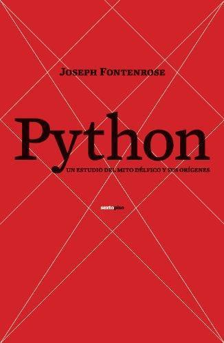 Python. Estudio Del Mito Delfico Y Sus Origenes