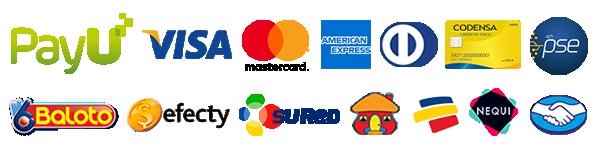 Medios de pago AndesLibreria.com
